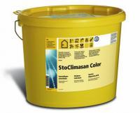 Фотокаталитическая дисперсионная краска StoClimasan Color (Климасан) 5 л